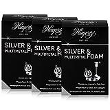 Hagerty Silver & multime Vallée Foam–Mousse de soin pour Argent 185g (Lot de 3)