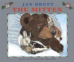 The Mitten by [Brett, Jan]