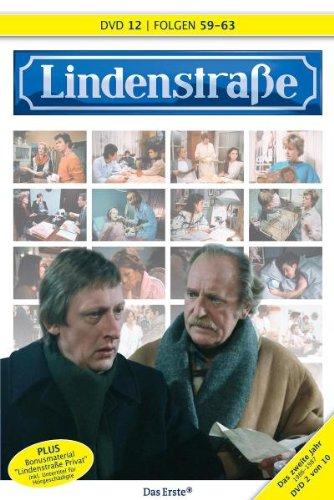 Lindenstraße - DVD 12 - Folgen 59-63