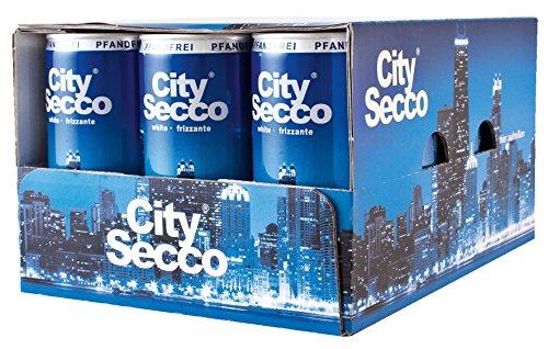 City Secco Perlwein (12 x 0.2 l)