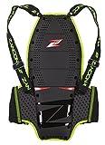 ZandonàSpine EVC X7 –Protection dorsale XL Nero (High Visibility)