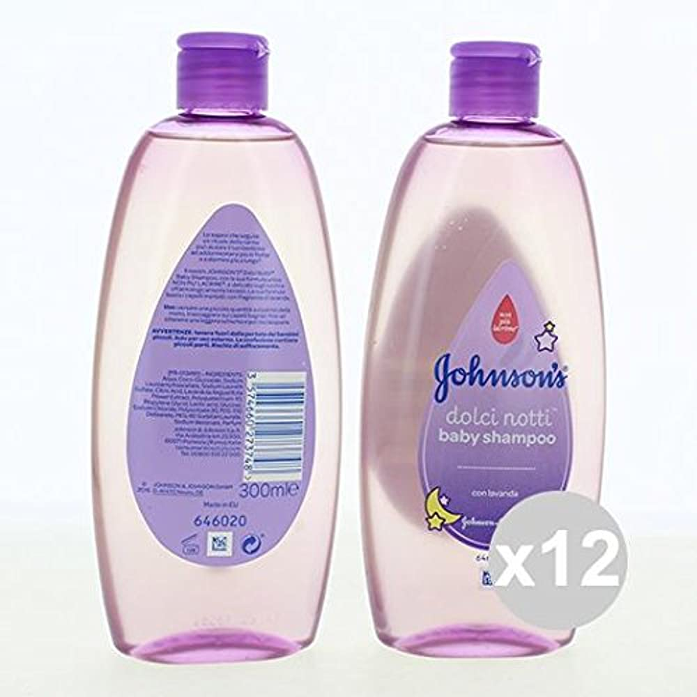 Johnsons Baby Shampoo Rilassante mit natürlicher Lavendel 300ml