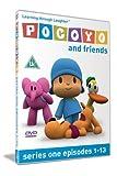 Pocoyo & Friends: Series 1 - Episodes 1-13 [DVD] by Pocoyo