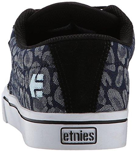 Etnies  JAMESON 2 W'S,  Damen Spotschuhe - Skateboarding Black/White/Gum
