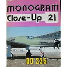 Monogram Close-Up 21: Dornier Do 335