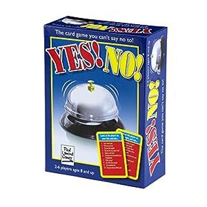 Paul Lamond Yes! No! - Juego de Mesa  (en inglés) Importado de Gran Bretaña