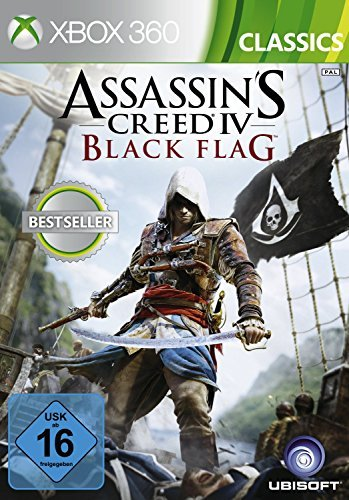 Assassin's Creed 4 - Black Flag Assassins Creed 4 Für Die Xbox 360