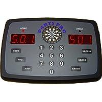 Darts Pro Electronic Dart Scorer Electronic Scoreboard Xmas Gift Present for Him