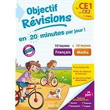 Objectif Révisions Français-Maths du CE1 au CE2