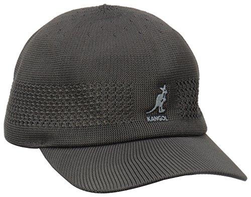 8c856ee86250 Kangol Headwear Tropic Ventair Spacecap - Gorra de béisbol para hombre,  color negro carbón,