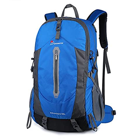 Mardingtop 50L Hiking Daypack/Camping Backpack/Travel Daypack/Casual Backpack for Outdoor Climbing Sport