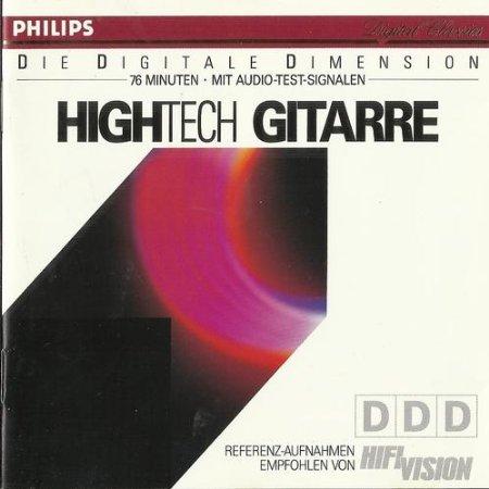 Hightech Gitarre - Die digitale Dimension - 76 Minuten mit Audio-Test-Signalen