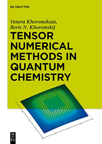 Tensor Numerical Methods in Quantum Chemistry