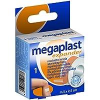 Megaplast Wundpflaster Rudavlies Stoff 2,5cm preisvergleich bei billige-tabletten.eu