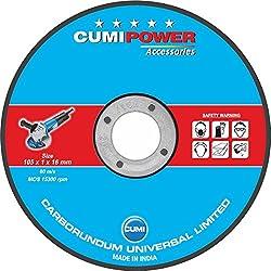 CUMI POWER Ultra Thin Wheel 105 mm - 25 Nos Pack