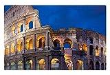 iRocket Interior Suelo Alfombra/Alfombrilla–Roma Coliseo (23.6'x 15.7', 60cm x 40cm)