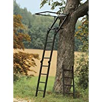 Fritzmann collapsible tree hunter high seat hunting hunt leader high stand (Tree Perch 2.5 m)