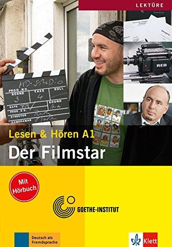 Der Filmstar : Lessen & Hören A1 (1CD audio)