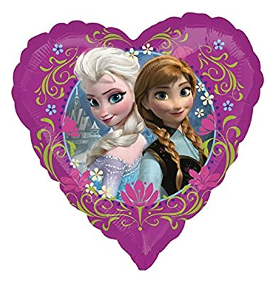 Amscan International - Globos Disney Frozen (2984201) por Unknown