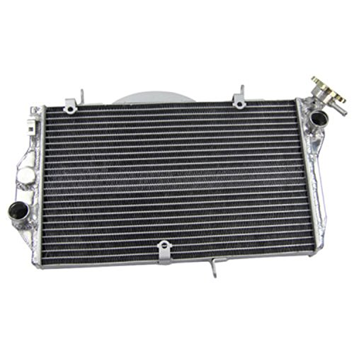 Primecoolig 3 Row Full Aluminum Radiator for Honda CBR1100XX Super Blackbird 1997-03 Test