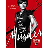 How to Get Away with Murder Season 1 Poster On Silk <35cm x 47cm, 14inch x 19inch> - Cartel de Seda - 42A2F2