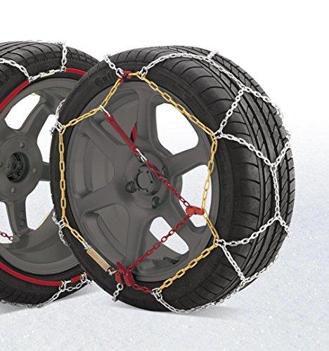 Taglia F Fix/&GOTEX/8ZFK Catene da Neve in Tessuto per Auto