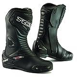 TCX Stivali Moto S Sportour Evo, nero, taglia 44