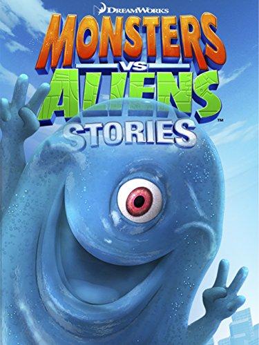 Image of Dreamworks Monsters vs. Aliens Stories