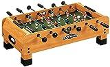 Automaten Hoffmann Tischkicker Tischauflage | Kompakter Mini-Tischfußball | Hochwertige Materialien | Mit Kindersicherung | inkl. Kickerbälle | 95x50x32 cm | 14,5 kg | Markenqualität