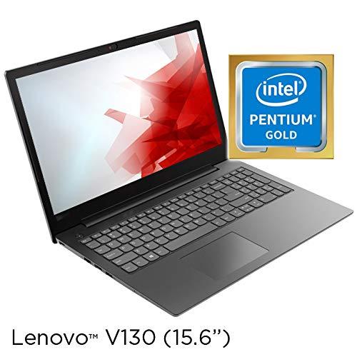 Lenovo PORTATIL V130 Intel PENTIUM 4417U 15.6FHD 4GB 256SSD (m.2) FREEDOS 1,8KG BATERIA 6HORAS (Privacy Cover FOR Camera)