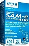 Jarrow Ultra SAM-e 400 (400mg, 30 Enteric-Coated Tablets)