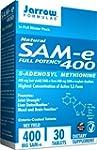Jarrow Formulas, SAM-e 400 naturelle,...