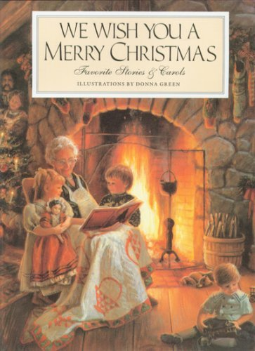We Wish You a Merry Christmas: Favorite Stories and Carols by Kenneth Grahame (1990-06-02)