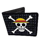 One Piece Geldbeutel 'Skull-Luffy'
