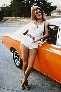 CATHERINE BACH 24X36 COLOR PHOTO POSTER PRINT