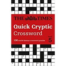 The Times Quick Cryptic Crossword Book 5 (Times Mind Games)
