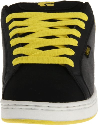 Etnies SkateschuheFader black grey yellow Grau