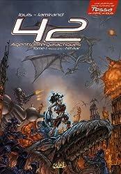 42 Agents Intergalactiques, Tome 1 : Nitaar