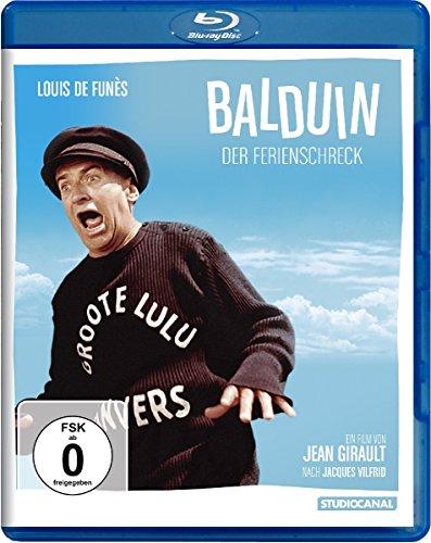 Balduin der Ferienschreck [Blu-ray]