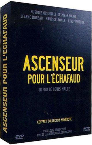 Bild von Ascenseur pour l'échafaud - Coffret Collector limité [inclus le CD de la BOF par Miles Davis] [FR Import]