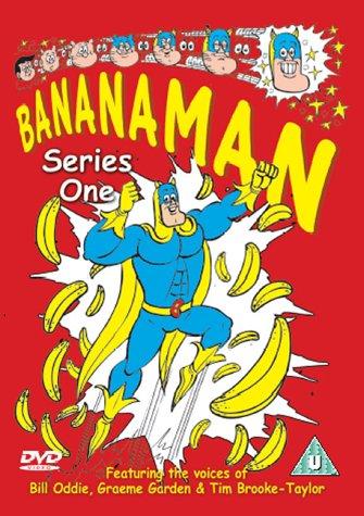 Bananaman - Series One [DVD] [2004]