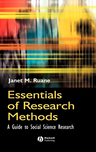 Essentials Research Methods: A Guide to Social Science Research