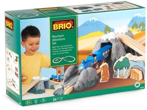 Brio 33009 - Bahn-Acht Alpenexpress