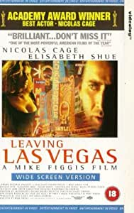 Leaving Las Vegas [VHS] [1996]