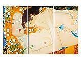 Arte dal Mondo World Art, TWKL084TVAT-02, Madre e figlio, Dipinti olio su tela Falsi d'autore, 120 x 80 x 2 Cm