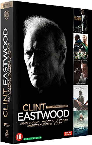 Coffret Clint Eastwood - Portrait Collection - Coffret DVD