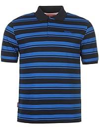 Slazenger Homme Pique Yd Polo Shirt T-Shirt Tee Top Haut Casual Manche Courte