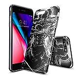 VUYHYU iPhone 7 Plus Coque,iPhone 8 Plus Coque, Cover Case clair transparent Soft Gel...