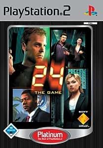 24 - The Game [Platinum]