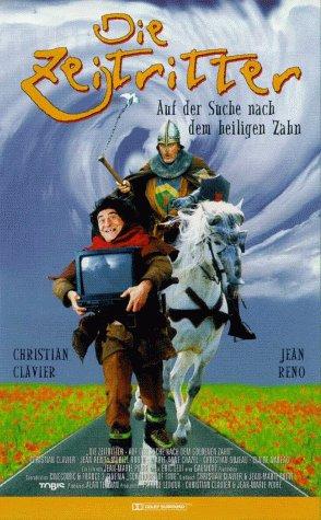 Bild von Die Zeitritter - Auf der Suche nach dem heiligen Zahn [VHS]